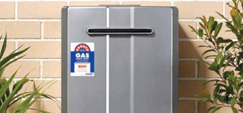 gas continuous hot water systems