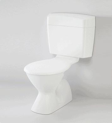 connector toilet