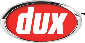 dux hot water systems logo
